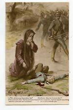 Jack Abeillé . L'enfant au fusil de bois . Atrocités Allemande.German Atrocities