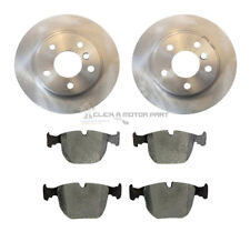 MERCEDES A CLASS A210 2.1 2002-2004 FRONT 2 BRAKE DISCS AND PADS SET NEW