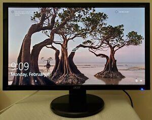 """Acer K272HUL bmiidp 27"""" WQHD IPS LED LCD Monitor DisplayPort HDMI DVI 2560x1440"""
