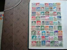 ALLEMAGNE - 63 timbres obliteres (tout etat) stamp germany