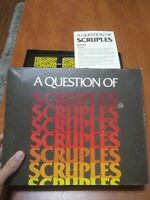 A Question Of Scruples Vintage Game