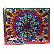 Chakra Mandala Universe Powers Jigsaw Puzzle 1000Piece Magic Human Collection F4