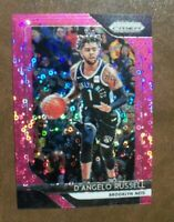2018-19 Panini Prizm Fast Break Pink Disco Refractor You Pick from Drop List /50