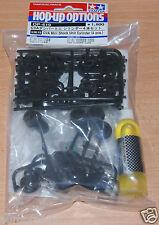 Tamiya 53619 CVA Mini Choc Unité Cylindre (4 pcs.) (TT01/TT02/TL01/TGS), Neuf sous emballage