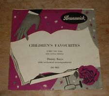DANNY KAYE children's favourites*tubby the tuba 1950s UK BRUNSWICK EP