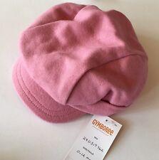 NWT Gymboree Girl Detective 0-12 Months Pink Pageboy Wool Hat Cap