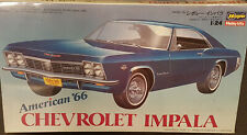 Chevrolet Impala American '66 Hasegawa Model Kit 1:24 CB004