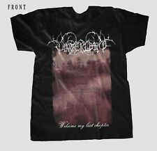 VINTERLAND-Welcome My Last Chapter-Melodic Black Metal, T-shirt sizes: S to 7XL