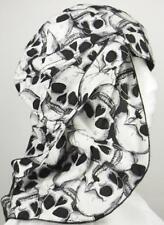 skull cap hat do doo rag skull skeleton sun block legionnaire sweat band USA