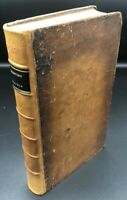 Voyage Travels Sir John Mandeville Maundevile ~ 1725 First Edition ~Leather RARE