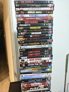 Action Blockbuster Hit Movie DVD's Huge Range to Choose! Pick & Save From $1.09!