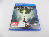 Mint Disc Playstation 4 Ps4 Dragon Age Inquisition Free Postage