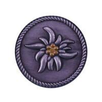 1PCS WW II German Mountain Troop Hat Pin Badge