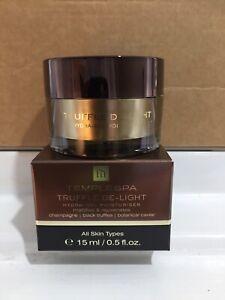 Temple Spa Truffle DE-LIGHT Hydra-gel Moisturiser - 15 Ml. New&boxed.