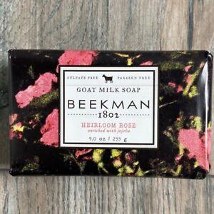 Beekman 1802 Heirloom Rose Soap