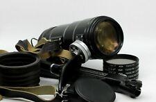 Telelens TAIR - 3s Tair - 3C f/4.5 / 300mm M42 KMZ PHOTOSNAIPER 12 in BOX