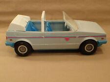 Barbie VW Golf cabriolet mk1 Mattel 1981 toy