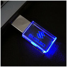 suzuky pen drive 16 gb usb flash drive key pennetta chiavetta led red