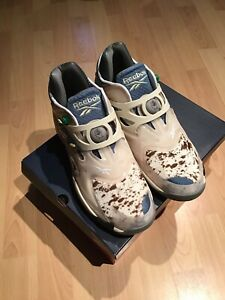 Reebok x Brain Dead Pump Court Shoes Size 10.5 Brand new