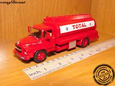 UNIC  MZ 36 SAVERNE -TOTAL- 1:43 1965 TRUCK MINT!!!