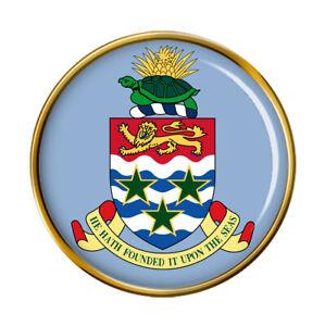 Cayman Islands Pin Badge
