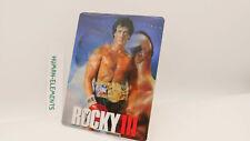 ROCKY III - Lenticular 3D Flip Magnet Cover FOR bluray steelbook