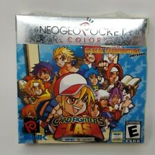 NIB Sealed Cardfighters Clash SNK Edition Neo Geo Pocket Color NGPC BRAND NEW!