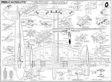 FROG D.H. MOSQUITO planes