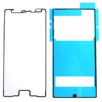 Front Frame Adhesive Back Cover Sticker Tape For Sony Xperia Z5 Z5 Premium mini