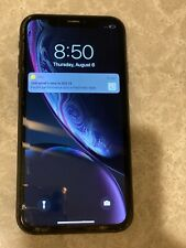Apple iPhone XR - 128GB - Black (Verizon) A1984 (CDMA + GSM)