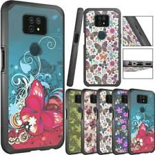 For Cricket Ovation 2 2nd Version, At&t Maestro Max ShockProof Hybrid Case Cover