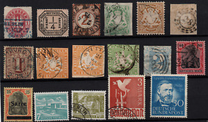 Germany collection Cat Val in excess of £550 WS22722