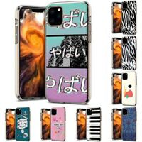 Thin Gel Design Protective Phone Case Cover for Apple iPhone 11 Pro,Yabai Print