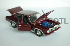 *NEW IN BOX* OzLegends Ford Falcon XB GT Sedan MULBERRY 1:32 Limited Edition