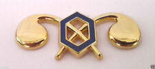Chemical Corps Us Army Military Hat Pin P10461 Ee
