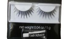 Beauty Lash False Eyelash Black Natural Long Wispy Synthetic Eye Makeup