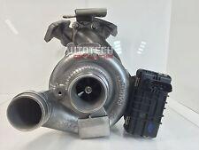 Turbolader Garrett Mercedes Benz mit Steuergerät A642090018080 765156-4 761399-2