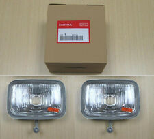 1988-2000 Honda TRX 300 TRX300 TRX300FW ATV OE Headlight Head Light Pair LT & RT