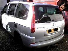 CITREON C8 PEOPLE CARRIER 2.2 DIESEL,2003: NOW BREAKING FOR ALL PARTS