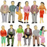 P25S 24pcs all Seated 1:25 Painted Figures LGB SCALE G