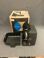 Vintage Bell & Howell Autoload 8mm Movie Projector Model 256 AB Works