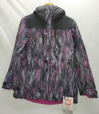 686 Eden Insulated Womens Snowboard Snow Ski Jacket Diamond Kat Print XS NEW