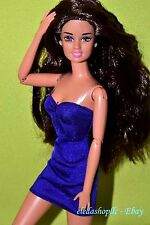 Classic Teresa Articulated Jointed Posable Pivotal Fashion Barbie Doll