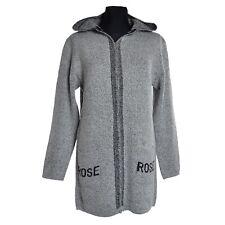 neue Fotos beispiellos großartiges Aussehen Mantel Hellgrau in Damen-Pullover & Strickware günstig ...