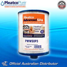 Genuine OEM Pleatco PWW50P3 Pool Spa Water Filter - Signature Waterway 50