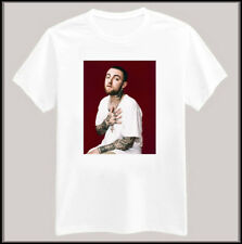 Mac Miller Men's White T-shirt S-XL