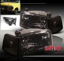 1992-1996 F150 F250 BRONCO HEAD LIGHT CORNER SMOKE 1995