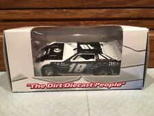 2017 ADC Scott Bloomquist #18 Throwback 1/64 Dirt Car