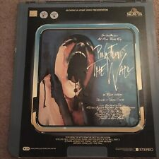 PINK FLOYD THE WALL - CED SelectaVision RCA Videodisc - 1982 Psychedelic