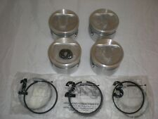 "Triumph TR7 ** PISTON Set of 4 ** +0.030"" oversize -Pistons! Inc rings and pins"